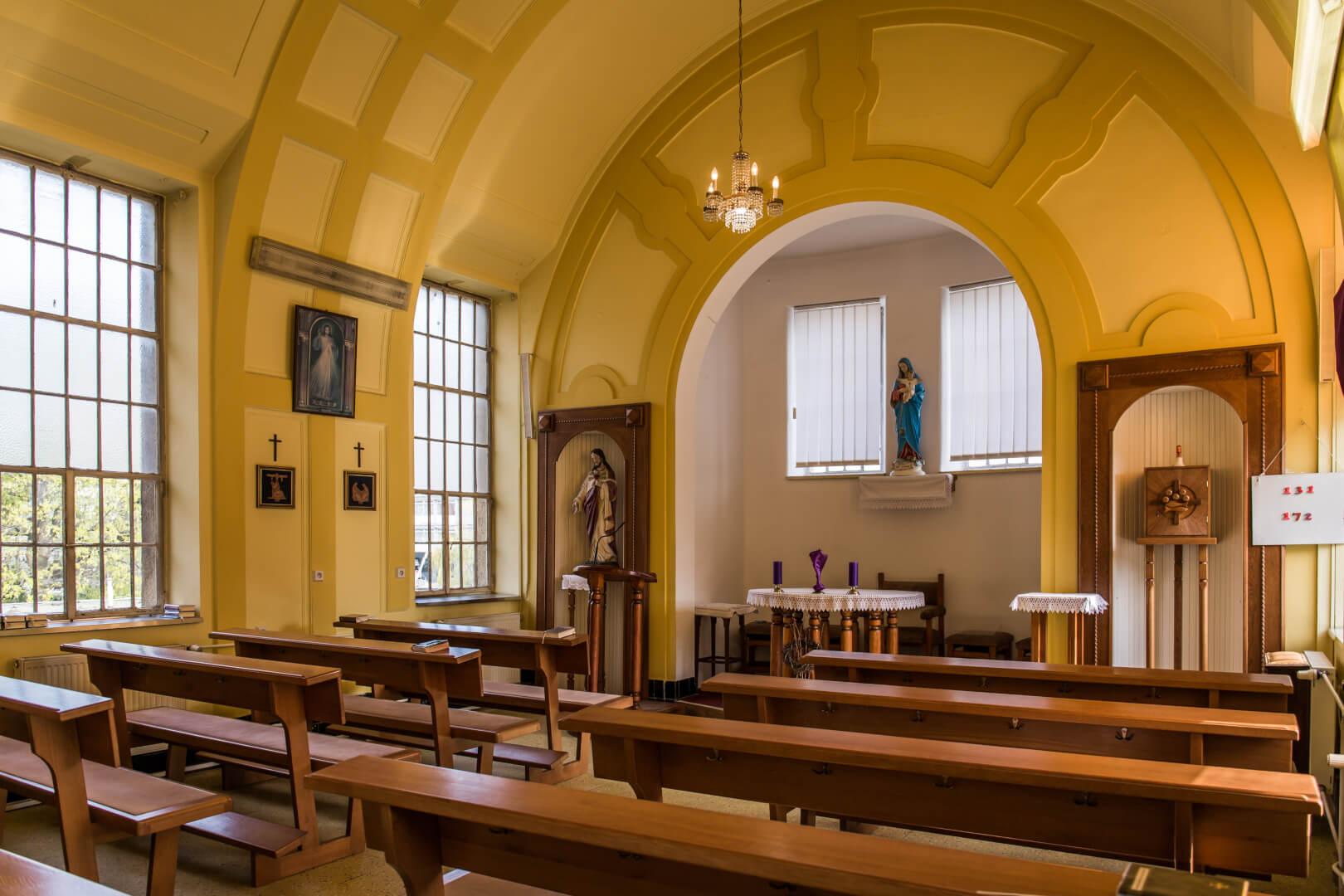 Nemocničná kaplnka Panny Márie Pomocnice kresťanov