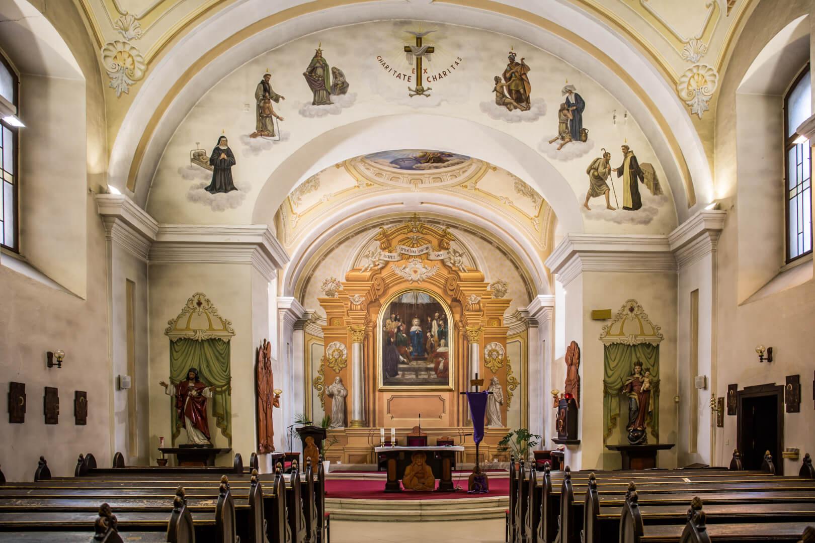 Kostol Zoslania Ducha Svätého
